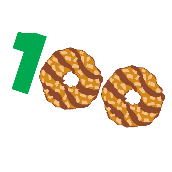 clipart girl scout cookies - photo #9