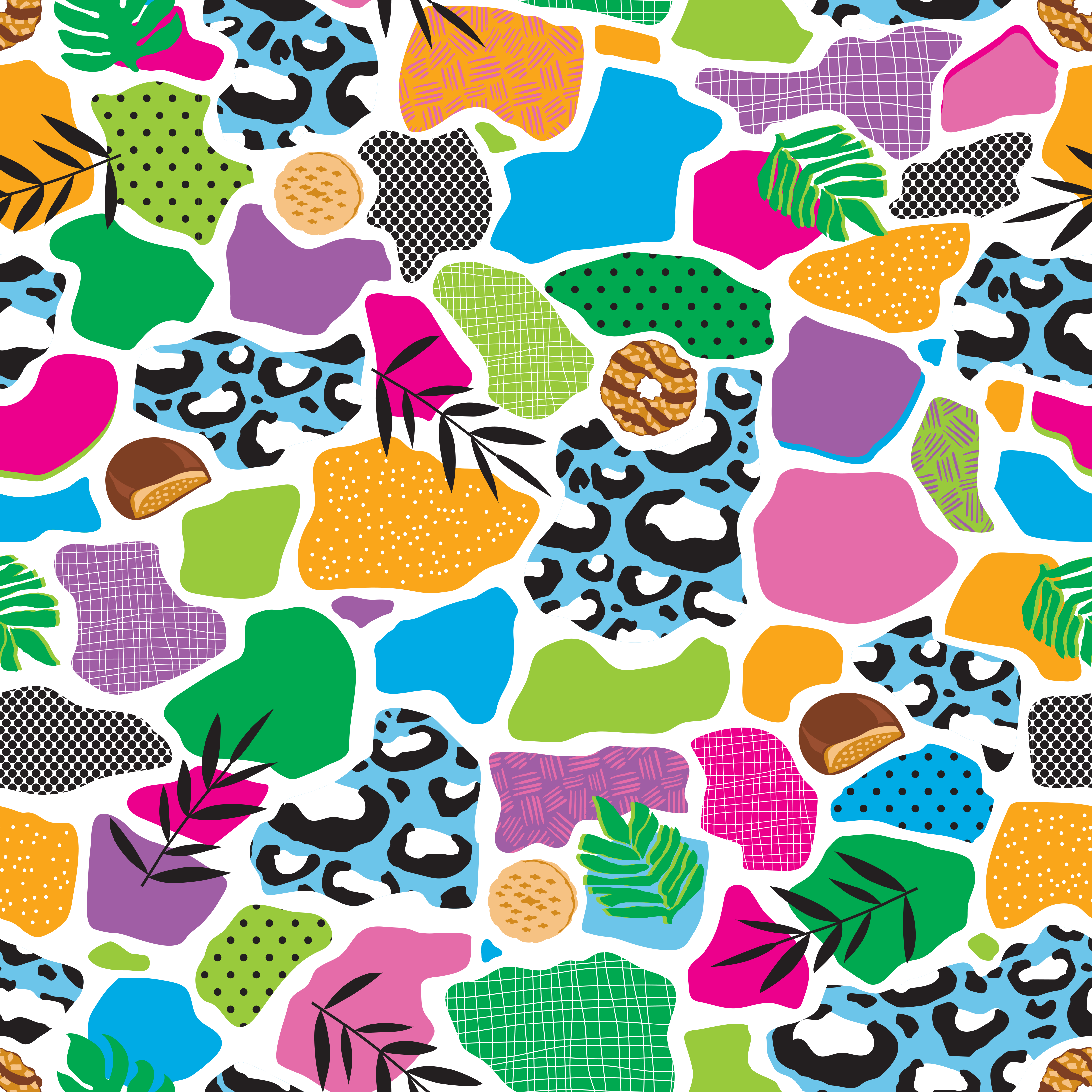 patterns templates clip art little brownie bakers