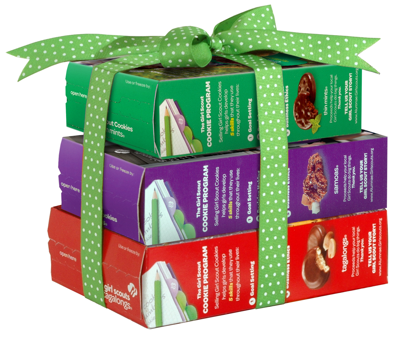 clipart girl scout cookies - photo #23
