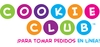 Cookie Club Logo - Spanish
