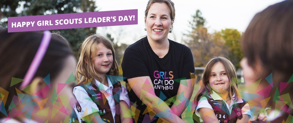 Girl Scout Leader's Day