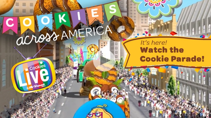 Join the Cookie Parade!