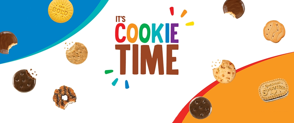 Girl Scout Cookies® are here!