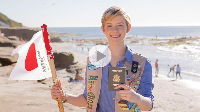 Go on a Girl Scout Destinations trip!