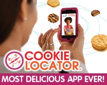 Cookie Locator