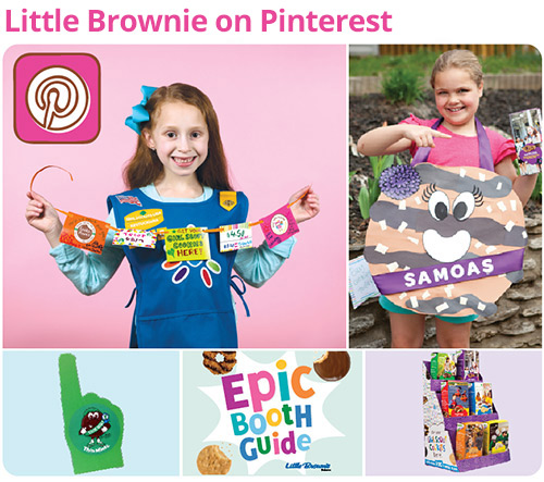 Little Brownie on Pinterest