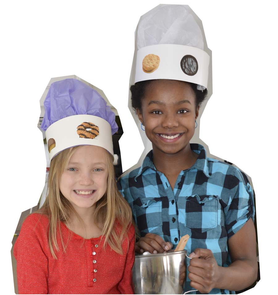 Cookie Chef girls