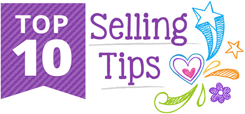 Top 10 selling tips