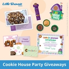 2018 Cookie House Party Giveaways