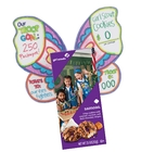 1. 2020 Girl Scout Cookie™ Package Butterfly Signs