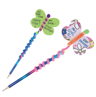 1. 2020 Butterfly Pencil Topper