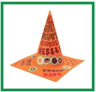Safety Cone Sign Instruction Sheet