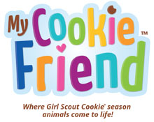 My Cookie Friend Where Girl Scout Cookie season animals come to life